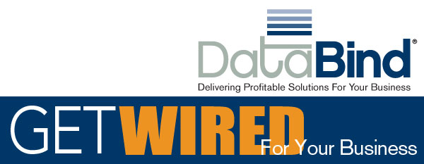 DataBind Newsletter - Get Wired For Your Business