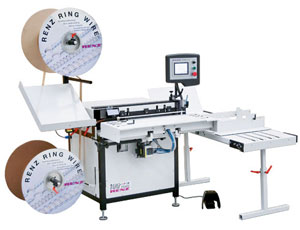Renz AutoBind 500HS - Machine of the Month